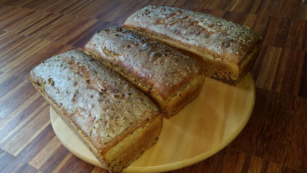 Warsztaty pieczenia chleba na zakwasie