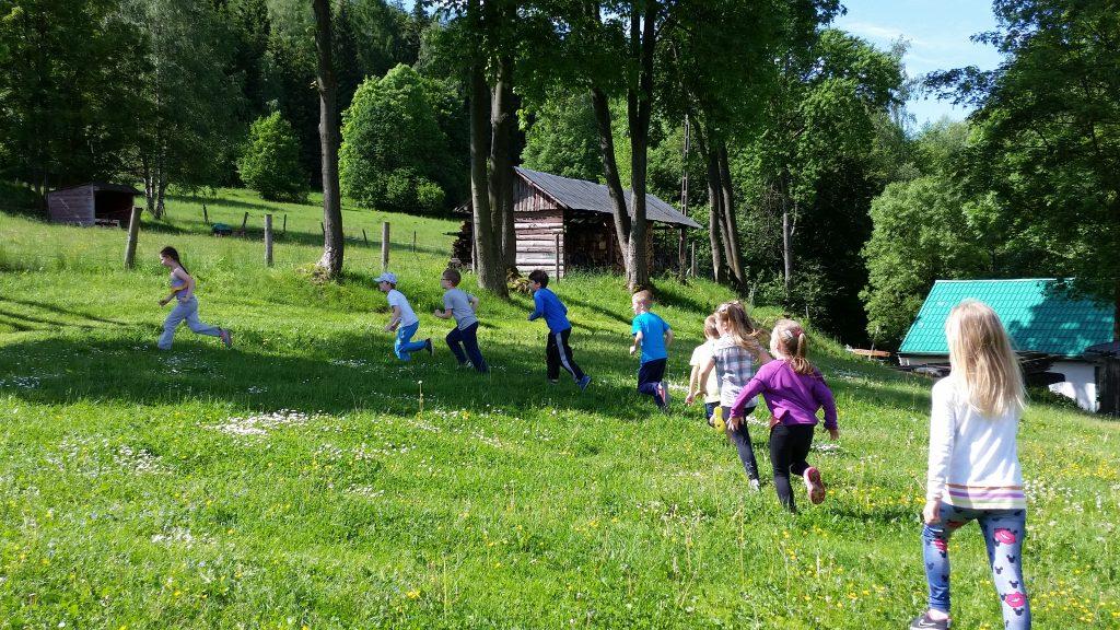 raj dla dzieci do zabawy